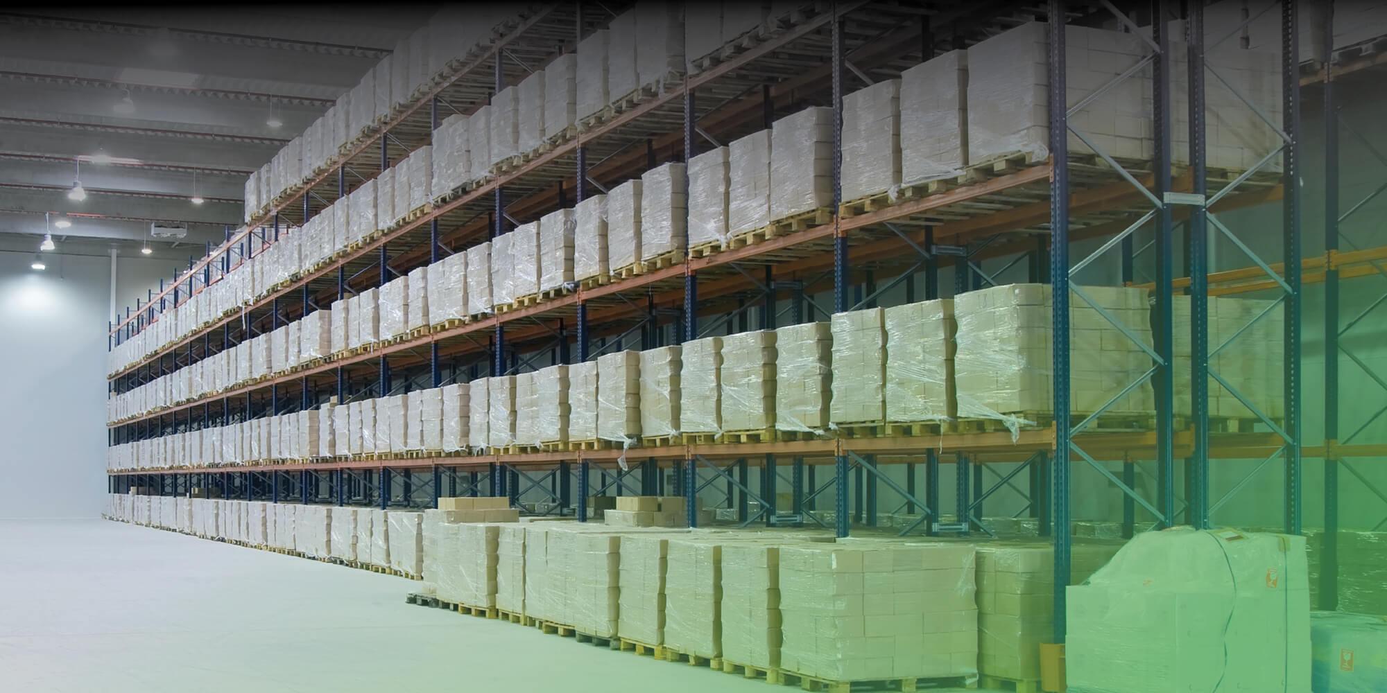 Warehousing expertise